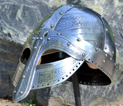NJORD, CASQUE DE VIKING - CASQUES VIKINGS ET À NASALE