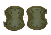 XPD KNEE PADS, INVADER GEAR, GREEN - KNEE/ELBOW PADS