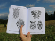VIKING AND SLAVIC ORNAMENTAL DESIGN VOL. 3 - BOOKS