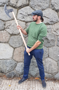 BATTLE AXE FOR HMB - AXES, POLEWEAPONS