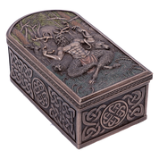 SECRETS OF CERNUNNOS, KEEPSAKE BOX - FIGURES, LAMPS, CUPS