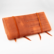 LEATHER CASE FOR THROWING KNIVES, BROWN - SHARP BLADES - THROWING KNIVES