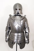 SUIT OF ARMOR, DECORATIVE WITH STAND - SUITS OF ARMOUR