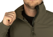 AUDAX SOFTSHELL JACKET CLAWGEAR RAL7013 - SOFTSHELL AND OTHER JACKETS