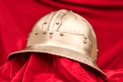 LUTON, ENGLISH KETTLE HAT HELMET - MEDIEVAL HELMETS