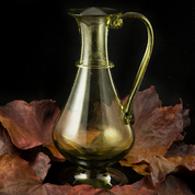 ROMAN JUG, COLOGNE, III. CENTURY - HISTORICAL GLASS