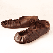CELTIC LEATHER SHOES - ANCIENT BOOTS