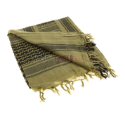 SHEMAG, INVADER GEAR - TAN - MILITARY SCARVES