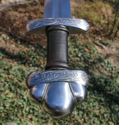 VIKING SWORD, GJERMUNDBU, NORWAY - VIKING AND NORMAN SWORDS