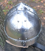 TALBOT, NORMAN COMBAT READY HELMET - VIKING AND NORMAN HELMETS