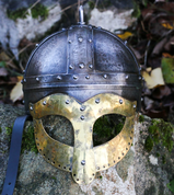 KETIL, CASQUE DE VIKING - CASQUES VIKINGS ET À NASALE