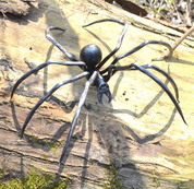 BLACK WIDOW, FORGED SPIDER FIGURE - FORGED PRODUCTS