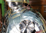 CUSTOM SUIT OF ARMOUR WITH SALLET, POLISHED, 1.5 MM - SUITS OF ARMOUR