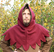 MEDIEVAL WOOLEN HOOD - HATS FOR MEN
