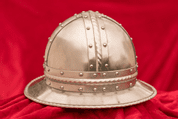 NOLL, ENGLISH KETTLE HAT HELMET - CASQUES MÉDIÉVAUX