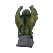 FIGURE CTHULHU 32CM - FIGURES, LAMPS, CUPS