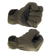 GLOVES SOFTSHELL GREEN CLAWGEAR - GLOVES