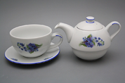 TEA SET DUO, FORGET-ME-NOT - KITCHEN ACCESSORIES