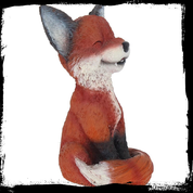 COUNT FOXY, FIGURINE - FIGURES, LAMPS, CUPS