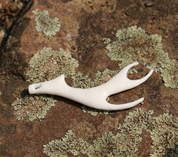 DEER ANTLERS, BONE PENDANT - CELTIC PENDANTS