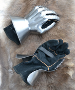 MEDIEVAL HOURGLASS GAUNTLETS - ARMOR PARTS