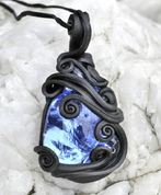 BLUE POWER - PENDANT - FANTASY JEWELS