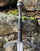 FORGED SWORD OF BRUNSVIK, HAND AND A HALF SWORD - ÉPÉES MÉDIÉVALES