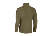 AUDAX SOFTSHELL JACKET CLAWGEAR RAL7013 - JACKE - SOFTSHELL AND OTHER