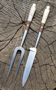 KNIFE AND FORK, DE LUXE SET - KNIVES