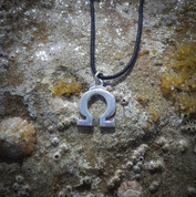 OMEGA, PENDANT, SILVER - MYSTICA SILVER COLLECTION - PENDANTS