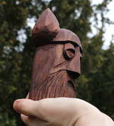 VELES, SLAVIC GOD OF HERDS - WOODEN STATUES, PLAQUES, BOXES