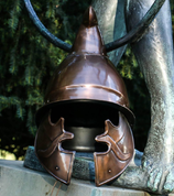THRACIAN - PHRYGIAN HELM - ROMAN AND CELTIC HELMETS