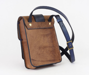 DONAN MEN'S LEATHER BAG - BAGS, SPORRANS