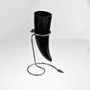 STAND FOR DRINKING HORN - DRINKING HORNS