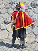 FRENCH MUSKETEER, COSTUME RENTAL - COSTUME RENTALS