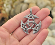 CELTIC KNOT I - CELTIC PENDANTS