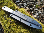 TOP DOG THROWING KNIFE + TACTICAL SHEATH - SHARP BLADES - THROWING KNIVES