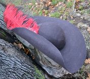 MUSKETEER ROUND HAT - HATS FOR MEN