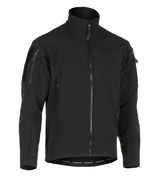 AUDAX SOFTSHELL JACKET CLAWGEAR BLACK - SOFTSHELL AND OTHER JACKETS