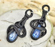 POSEIDONS TEARS - EARRINGS - FANTASY JEWELS