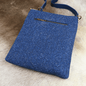 KERRY TWEED MESSAGE BAG - ARAN - WOOLEN HANDBAGS & BAGS
