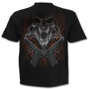STREET REAPER - T-SHIRT BLACK - T-SHIRTS, SLEEVELESS