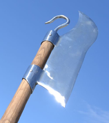 LOCHABER AXE, SCOTTISH WEAPON REPLICA - AXES, POLEWEAPONS