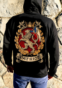PATRIOT - BOHEMIA, HOODIE - PAGAN T-SHIRTS NAAV FASHION