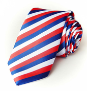 SLAVIC COLOURS, MEN'S TIE - TIES, BOW TIES, HANDKERCHIEFS