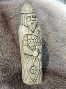 PERUN, SLAVIC GOD, ARTIFICIAL STONE - OLD SLAVS