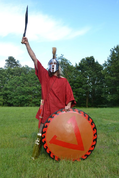 GREEK HOPLITE, COSTUME RENTAL - COSTUME RENTALS