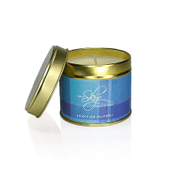 SCOTTISH BLUEBELL TRAVEL CONTAINER - SCENTED CANDLES