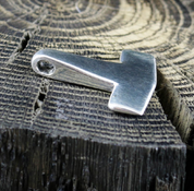 GYMIR, THOR'S HAMMER, STERLING SILVER 10 G - PENDANTS - HISTORICAL JEWELRY