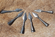 FORGED ARROWHEAD - LEAF - BOWS, CROSSBOWS